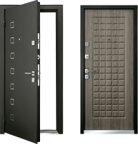 Металлическая дверь Mastino Area