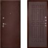 металлическая дверь дива мд04 венге