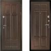 металлическая дверь дива мд07 венге
