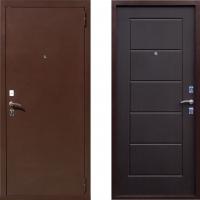 Металлическая дверь Art-Lock-2B Венге