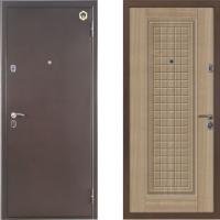 входная дверь бульдорс 12 С венге светлый