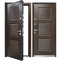Входная дверь Мастино Лайн 3 венге