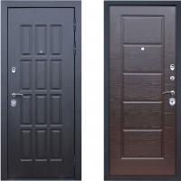 Металлическая дверь Фортуна Венге