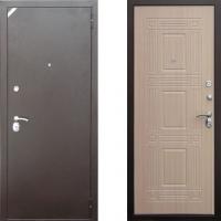 входная дверь зетта комфорт 2б1 беленый венге