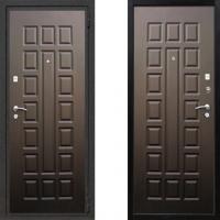 входная металлическая дверь стоп лайт венге