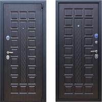 квартирная дверь браво оптим лайн серый