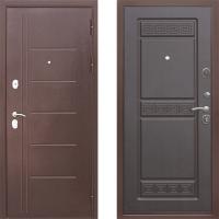 Входная дверь атлант троя венге