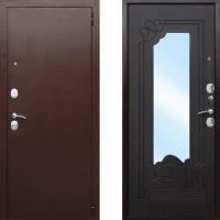 Входная металлическая дверь атлант ампир венге