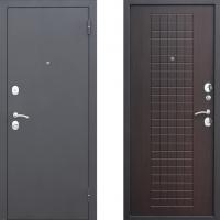 Входная металлическая дверь атлант триумф венге