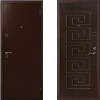 входная металлическая дверь йошкар греция венге