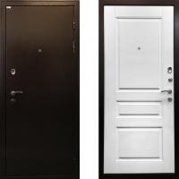 Входная дверь Ратибор статус белый ясень