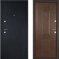 Металлическая дверь Дверной Континент Лайн