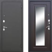 Входная металлическая дверь атлант царское зеркало венге