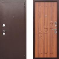 Входная дверь атлант престиж рустикальный дуб