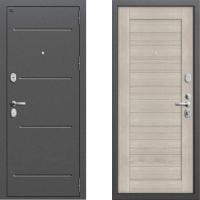 Входная дверь Groff - модель  T2-221 Капучино