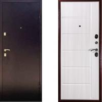 дверь в квартиру Дива с-503 лиственница беленая