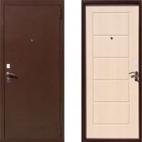 Металлическая дверь Art-Lock-2B Беленый Дуб