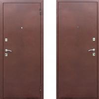 Входная дверь уличная металлическая стоп бастион
