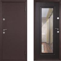 Металлическая дверь Дверной Континент Элегия Венге