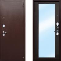Входная дверь Атлант царское зеркало макси венге