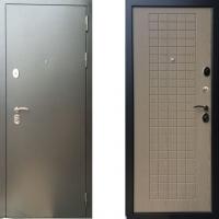"""Металлическая дверь Дива  - модель МД-26 (цвет """"Беленый Дуб"""" )"""