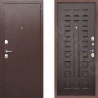 Входная металлическая дверь Снедо Патриот Венге