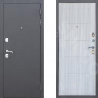 Входная стальная дверь Снедо Сити Эш Вайт