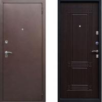 Входная металлическая дверь Атлант Бастион Венге