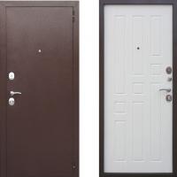 Входная дверь Атлант Престиж Беленый Дуб