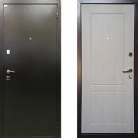 Входная металлическая дверь Ратибор Форт Люкс (Цвет Капучино)