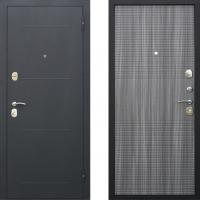 Входная дверь Атлант - модель Горизонт (цвет Венге Тобако)